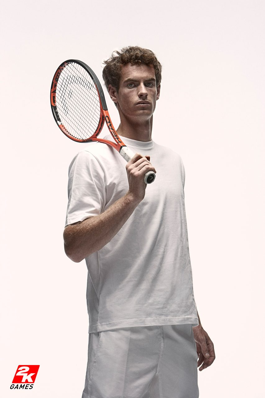 Andy Murray, Tennis advertisment