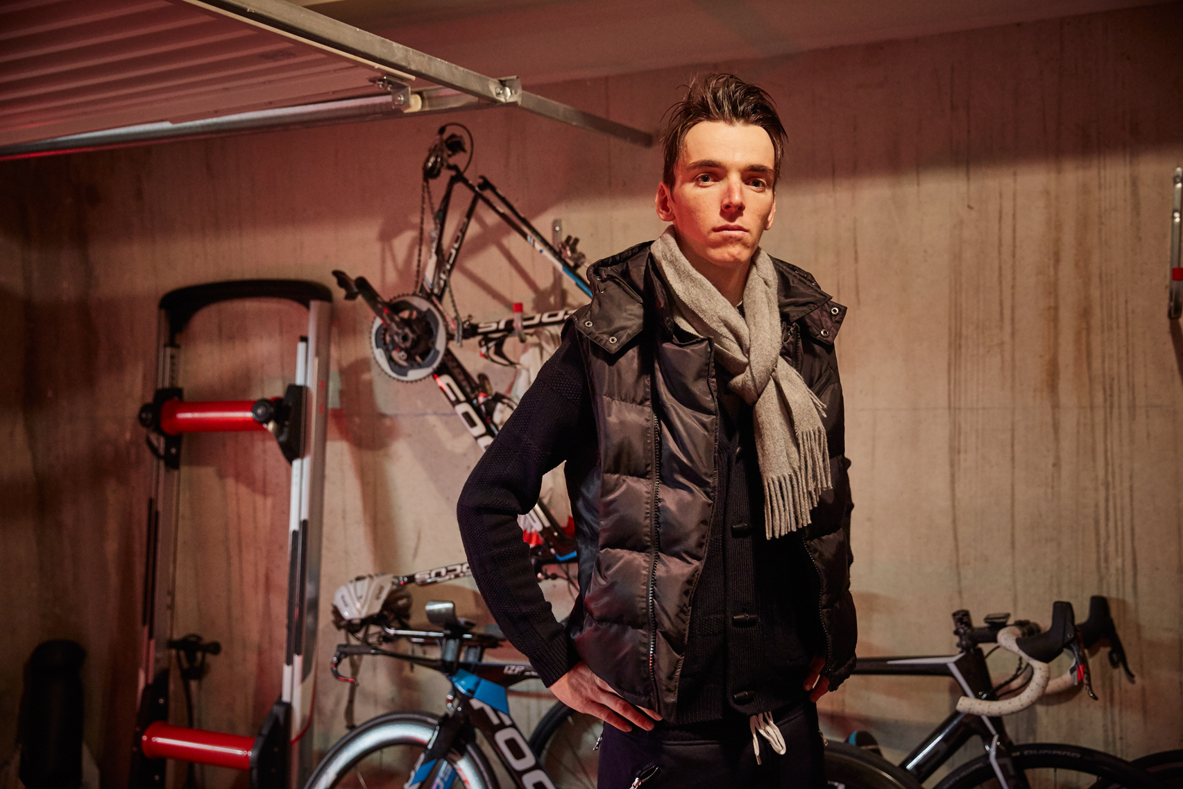 Romain Bardet Rouleur Editorial